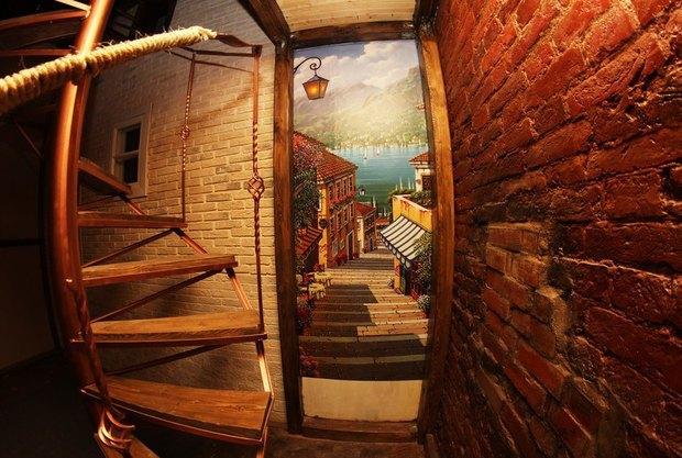 На Малой Садовой открылся хостел Mezzanine. Изображение № 2.