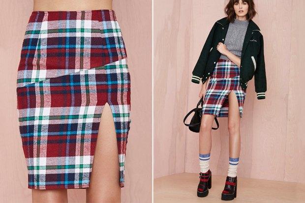 Где купить юбку наосень: 9вариантов от1500 рублей до82тысяч. Изображение № 1.