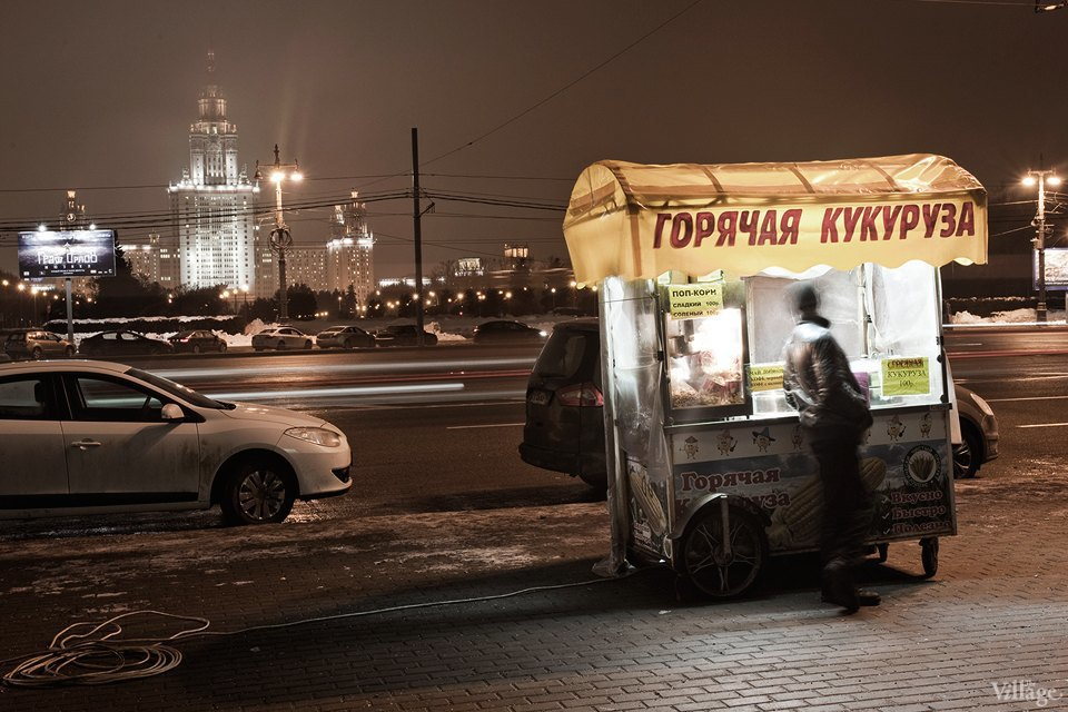 Лучший вид на этот город: 7 смотровых площадок вМоскве. Изображение № 32.
