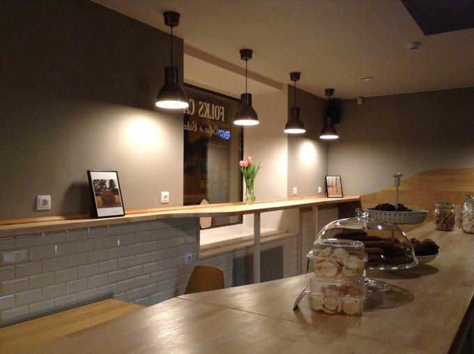 НаПетроградской открылась кафе-кондитерская Folks Cafe . Изображение № 3.