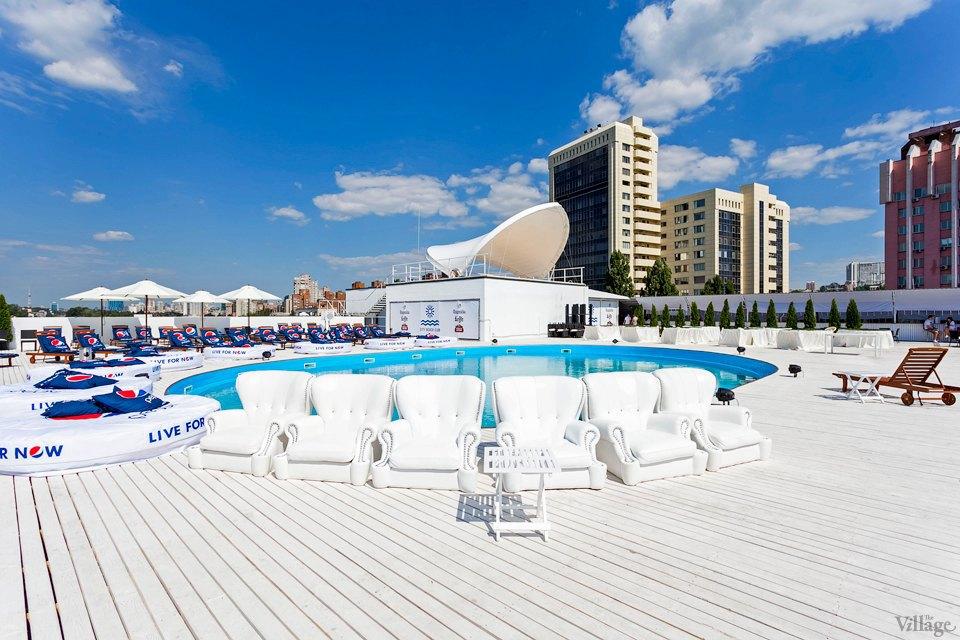 Фоторепортаж: Пляжный клуб на крыше Ocean Plaza . Зображення № 8.