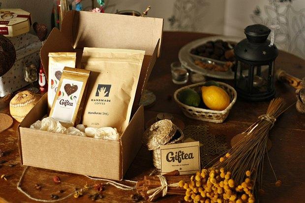 В Петербурге появилась доставка чая и кофе по подписке. Изображение № 3.
