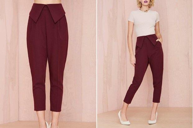Где купить женские брюки: 9вариантов от 1 199 до 4 300 рублей. Изображение № 10.