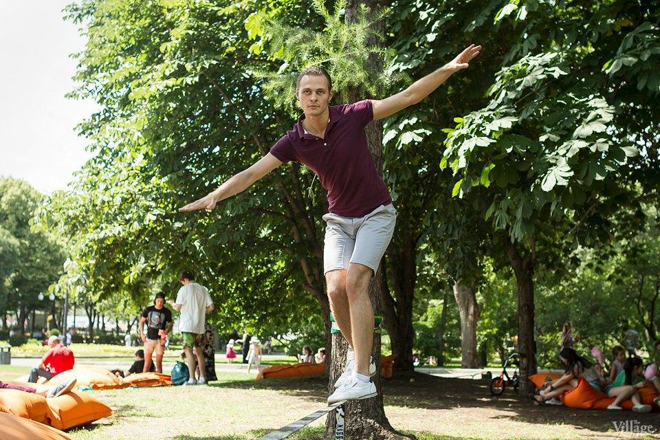 Люди в городе: Играющие в парках. Изображение № 3.
