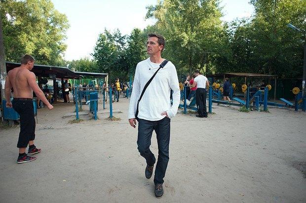Испанский немецкий: Необычные места в Киеве. Изображение № 65.