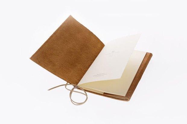 Кожаные блокноты NB. Изображение № 3.