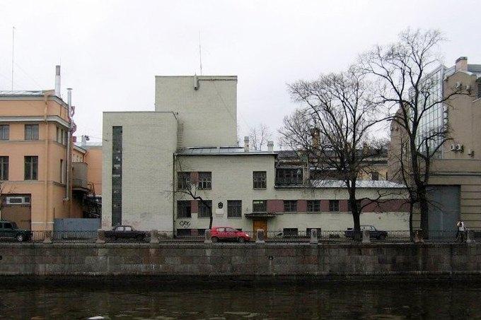 Подстанция «Центральная» на набережной Фонтанки. Изображение № 1.