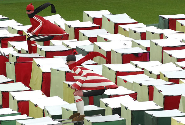 800 волонтеров примут участие в церемонии закрытия чемпионата в Киеве. Изображение № 5.