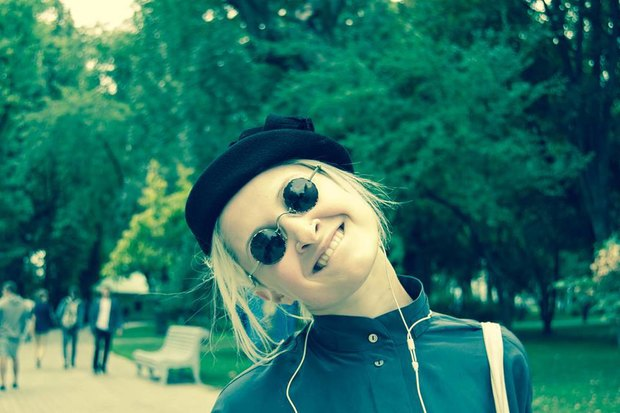В Facebook появился фотопроект о киевлянах. Зображення № 1.