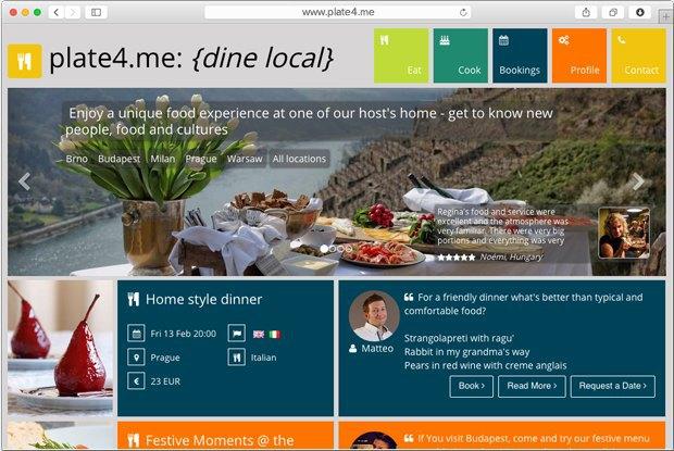 Пойти по миру: Как открыть дома ресторан для туристов . Изображение № 1.