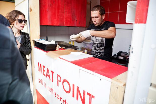 Новое место: Киоск с турецкой уличной едой Meat Рoint. Изображение № 4.