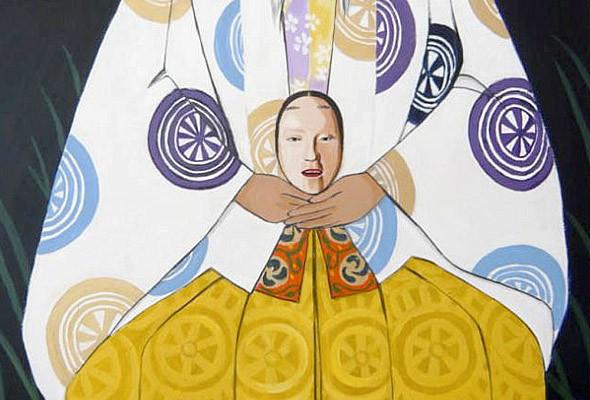 В «М17» пройдёт выставка картин Кензо Такады. Изображение № 2.