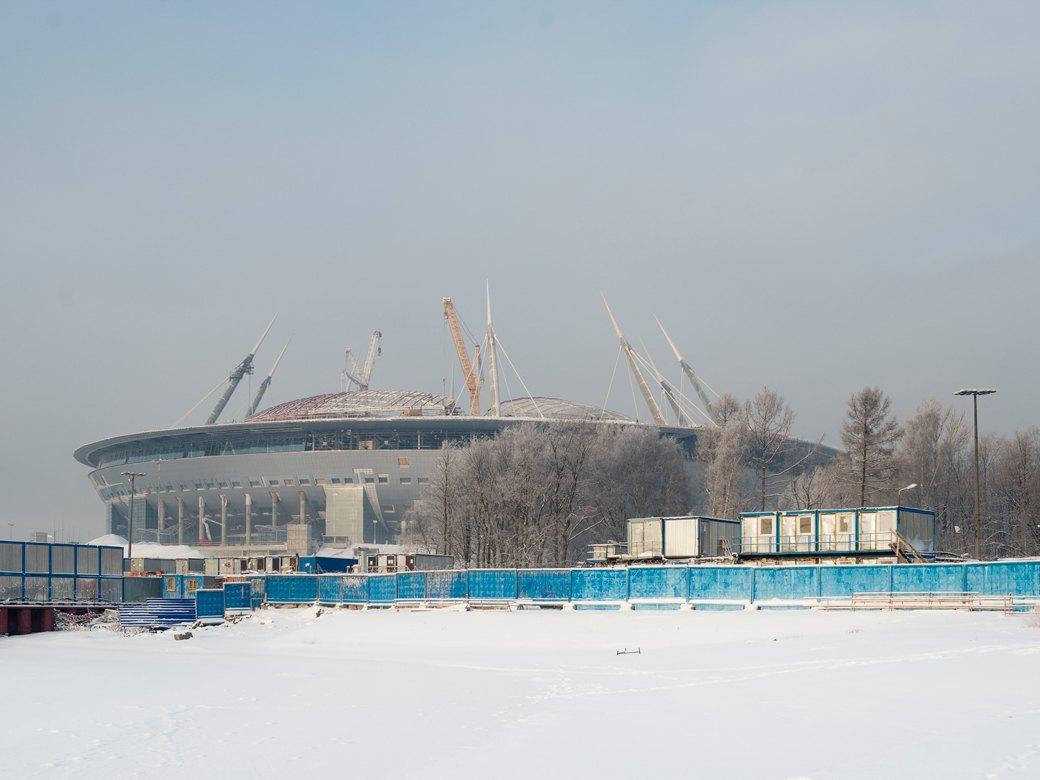 Вышли наарену: Как Крестовский остров ждёт открытия стадиона-гиганта. Изображение № 15.