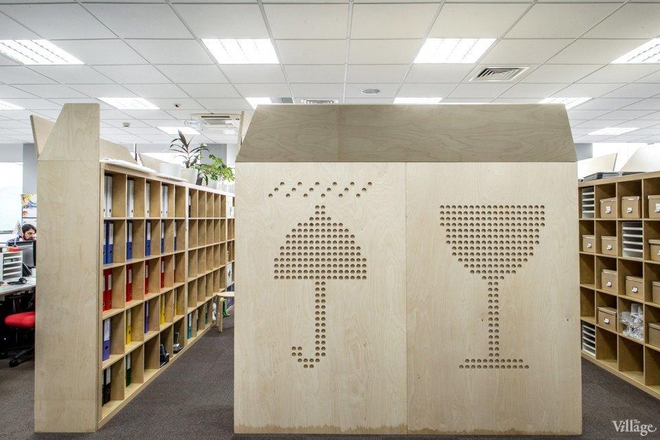 Интерьер недели (Москва): Офис компании B2B-Center. Изображение № 15.