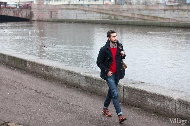Внешний вид (Петербург): Сергей Исаев, управляющий M10 men's store. Изображение № 7.
