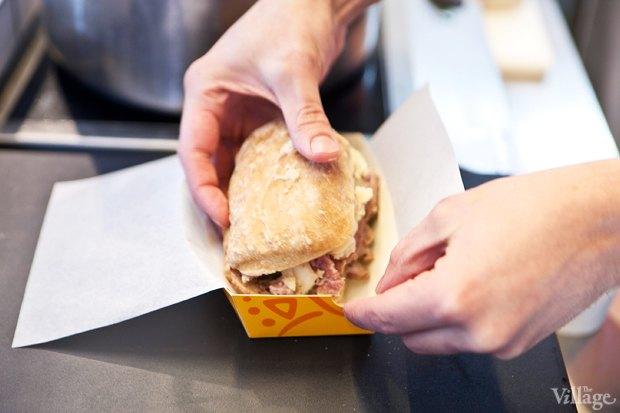 Новое место: Бутербродная «Бутербро». Изображение № 20.