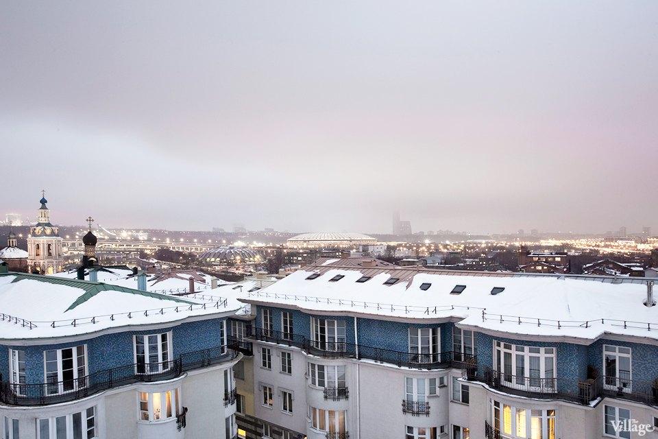 Лучший вид на этот город: 7 смотровых площадок в Москве ... Колесо Обозрения Москва Парк Горького