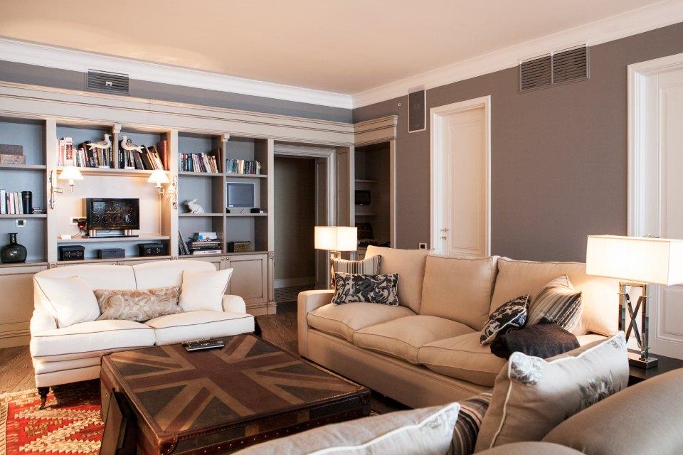 Избранное: 9 дизайнерских квартир . Изображение №7.