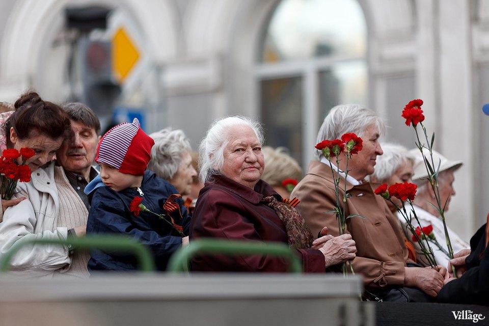 Фоторепортаж: День Победы в Петербурге. Изображение № 10.