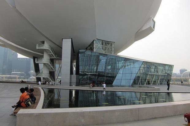 Дизайн от природы: Дом-лотос и супердеревья в Сингапуре. Изображение № 21.