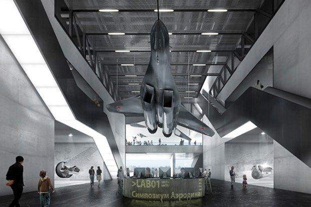 Представлены шесть проектов нового здания Политехнического музея. Изображение № 11.