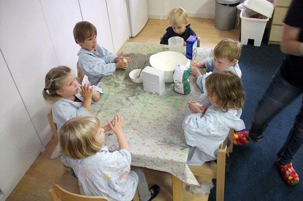 Иностранный опыт: Чем занимаются малыши в детских садах Осло, Брюсселя, Парижа и Цуга. Изображение № 22.