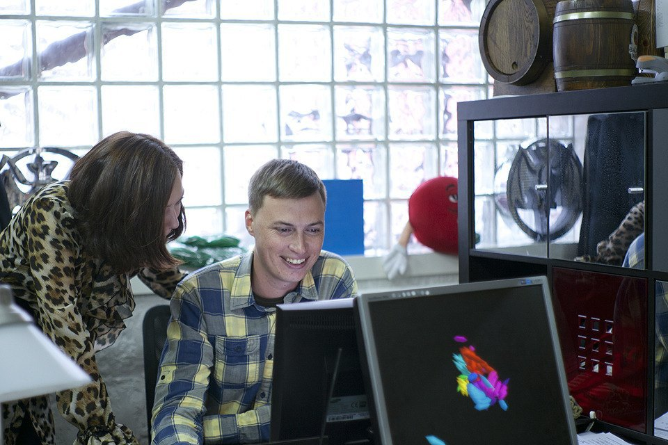 Офис: Коммуникационное агентство R&I. Изображение № 20.