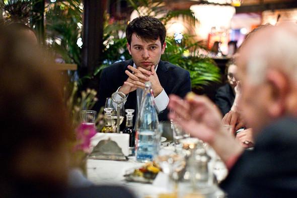 Разговоры на академическом ужине. Изображение № 16.