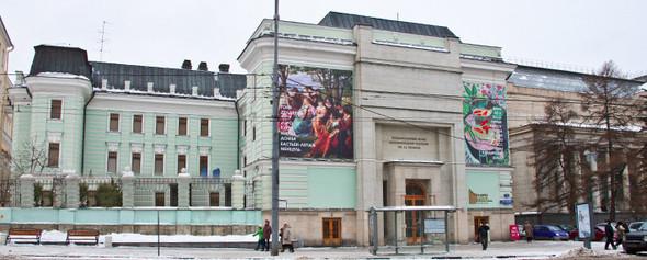 Пушкинский музей: Проект реконструкции. Изображение № 22.
