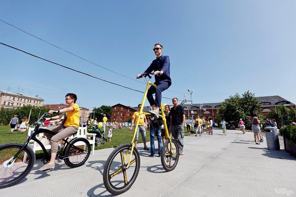 Люди в городе: Участники фестиваля «За велогород». Изображение № 22.