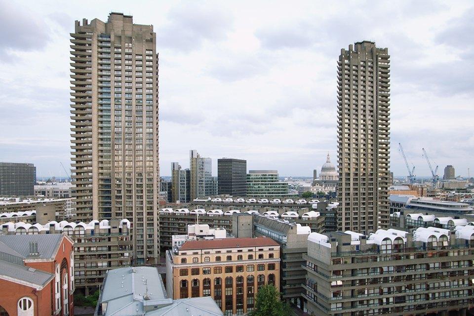 Жилой массив: Каквыглядит массовая застройка вПариже, Гонконге идругих городах. Изображение № 5.