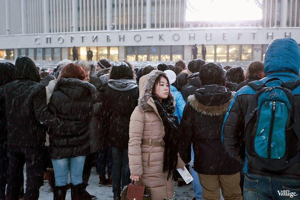 Люди в городе: Посетители концерта Lady Gaga в Москве и Петербурге. Изображение № 23.