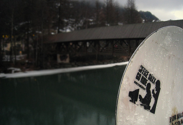 Изображение 1. Soelden. Альпийская Ибица.. Изображение № 1.