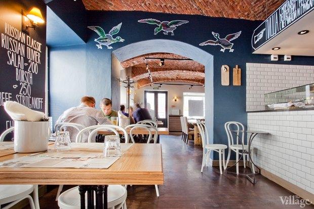 Новое место: Ресторан Jerome. Изображение № 6.
