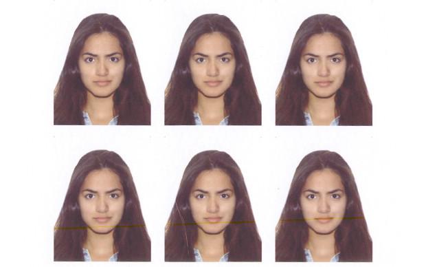Эксперимент The Village: Как фотографируют на паспорт. Изображение №12.