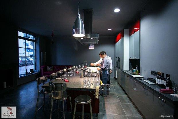 На Васильевском острове открылась кулинарная студия CookeryCoo. Изображение № 1.