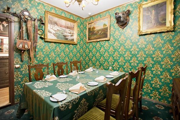 Новое место (Киев): Ресторан «Антверпен». Изображение № 7.
