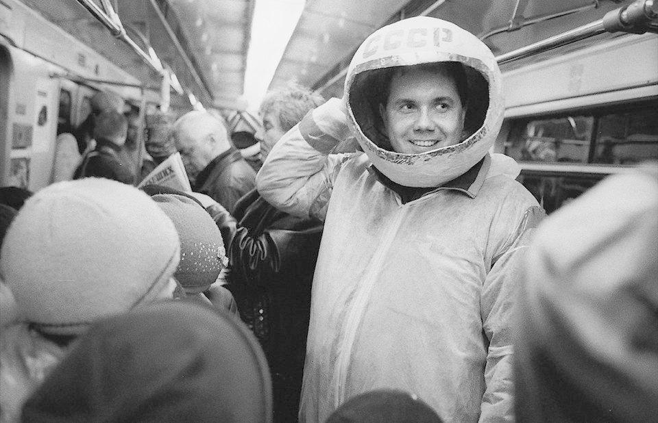 Камера наблюдения: Москва глазами Натальи Колесниковой. Изображение № 18.