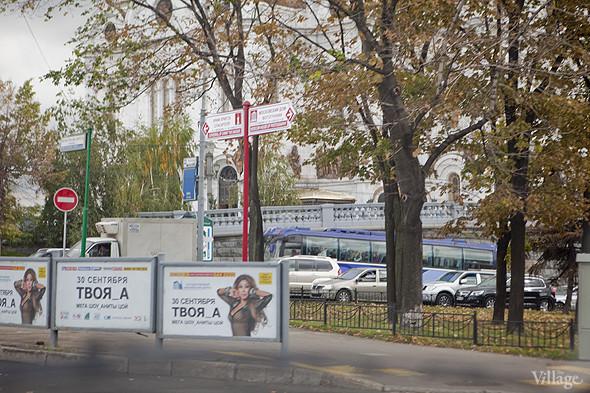 В центре Москвы установили 100 указателей на английском языке. Изображение № 4.