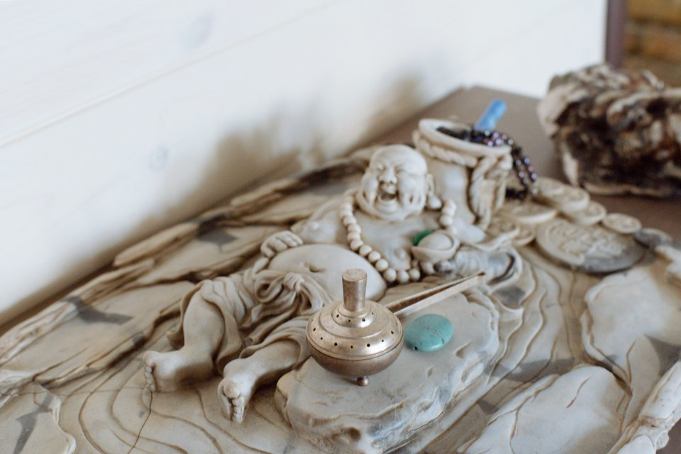 Жилая мастерская фотографа на чердаке старого дома. Изображение № 16.