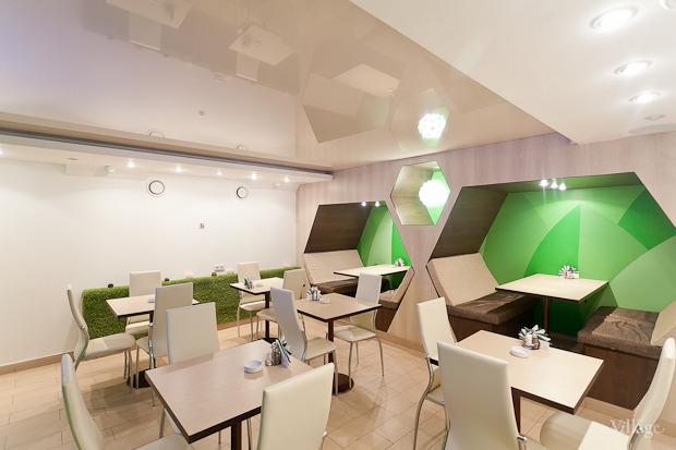 Сеть кафе с Bubble Tea открылась в Петербурге. Изображение № 1.