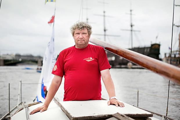 Капитан, улыбнитесь: Владельцы яхт в Петербурге. Изображение № 4.