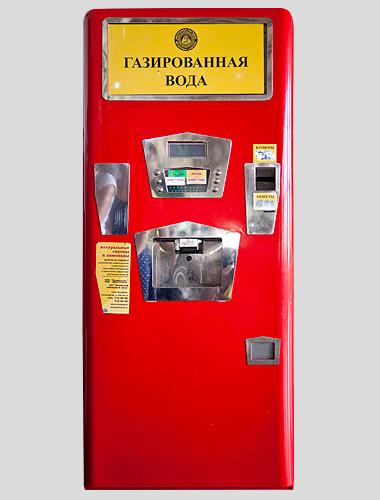 Коробка передач: 13 торговых автоматов. Изображение №5.