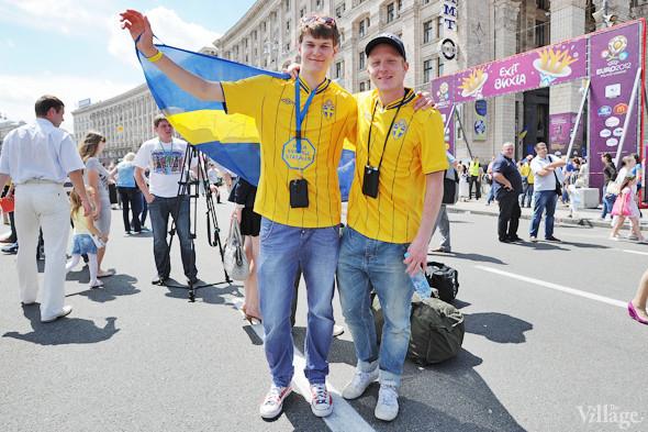 Первые эмоции: Что иностранные болельщики думают о Киеве. Зображення № 4.