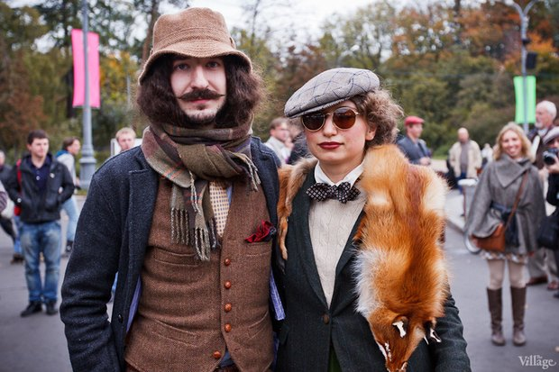 Tweed Ride в Москве, 30 сентября 2012 года. Изображение № 2.