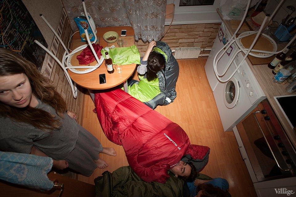 Эксперимент The Village: Каково жить в резиновой квартире. Изображение № 19.