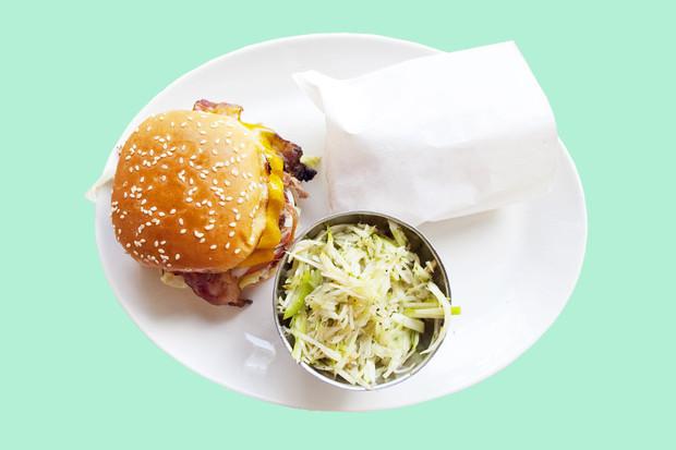 Новое место: Бургер-бар «11/1». Изображение № 30.