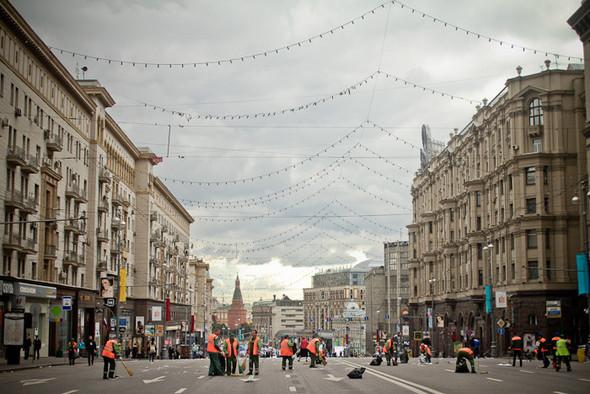 Универсальное поздравление: День города на московских улицах. Изображение № 19.