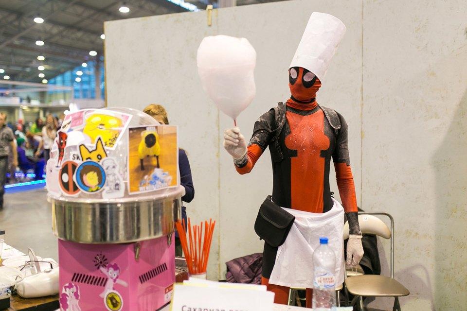 10самых смешных костюмов сAVAExpo. Изображение № 10.