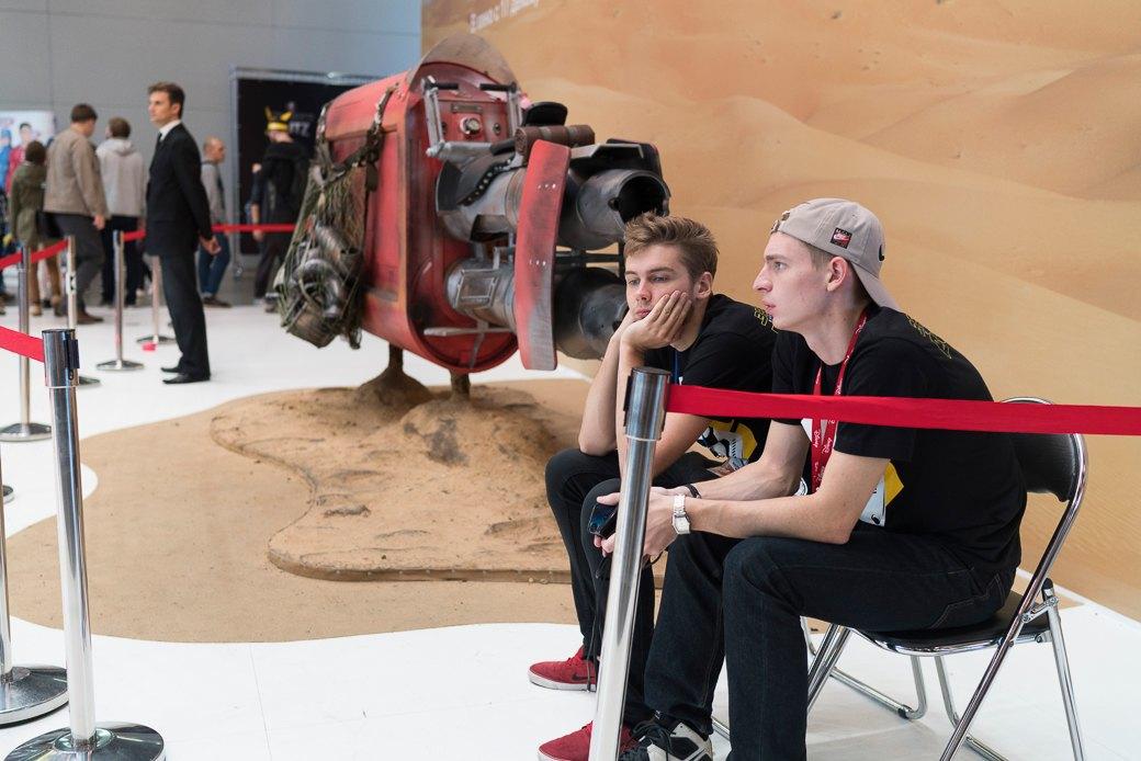 Фрики и гики: Как прошёл второй московский Comic Con. Изображение № 43.